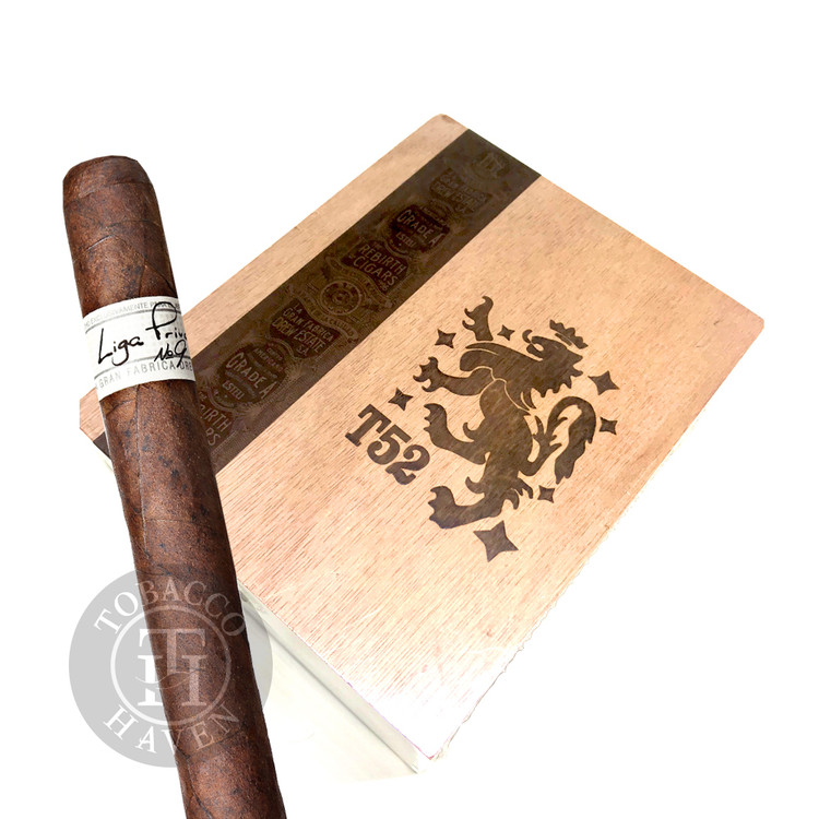 Liga Privada T52 (Drew Estate) Belicoso Cigars (Box of 24)
