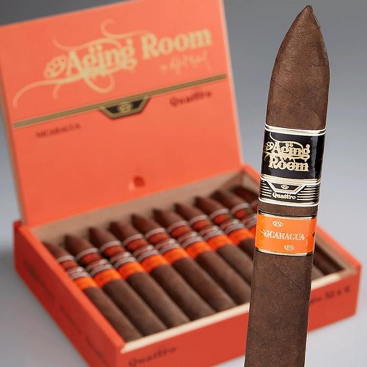 Aging Room Quattro Nicaragua Maestro CIGAR OF THE YEAR!!