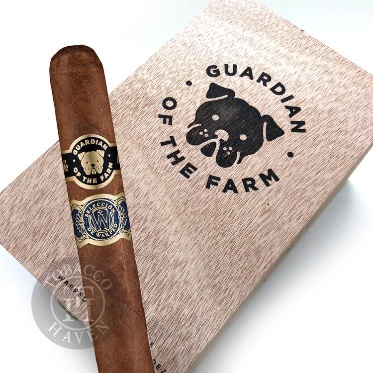 Casa Fernandez - Guardian of the Farm Rambo Cigars (Box)