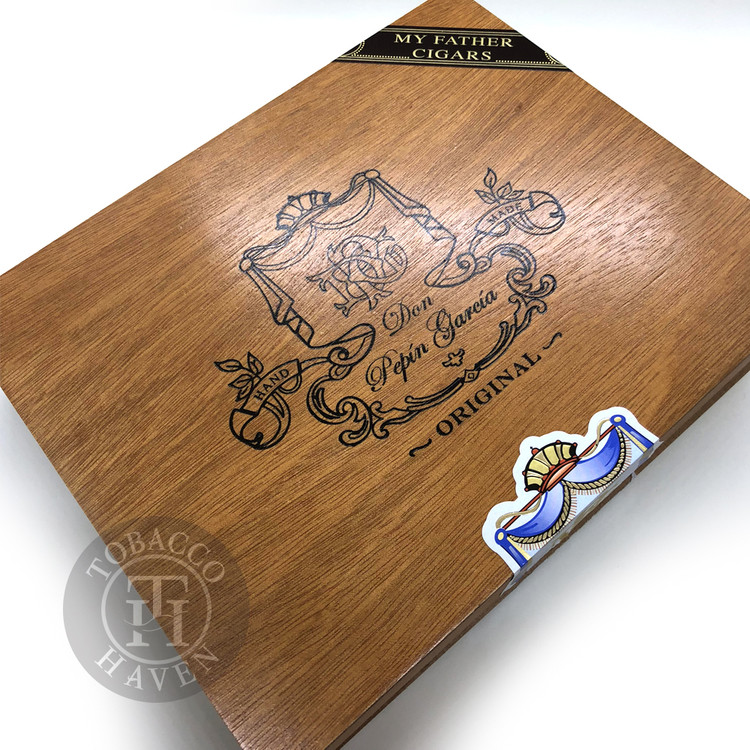 My Father - Don Pepin Garcia Original Toro Gordo Cigars (Box)