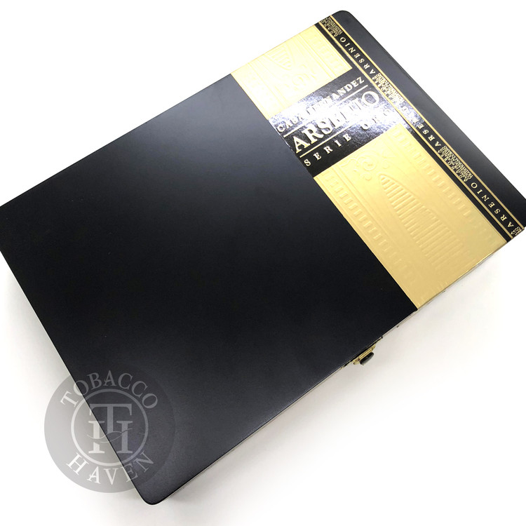 Casa Fernandez Arsenio Serie Oro Robusto Cigars (Box)