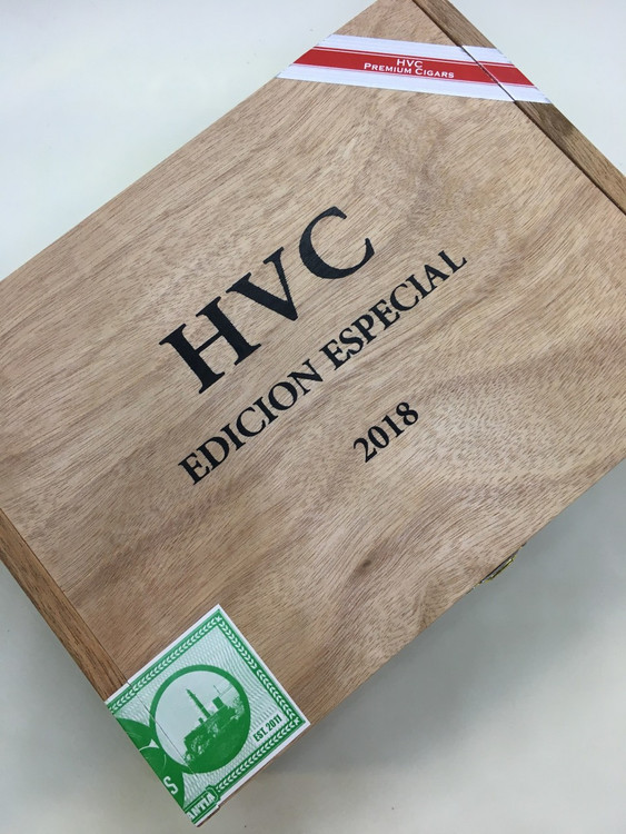 HVC 2018 Corona Box of 50