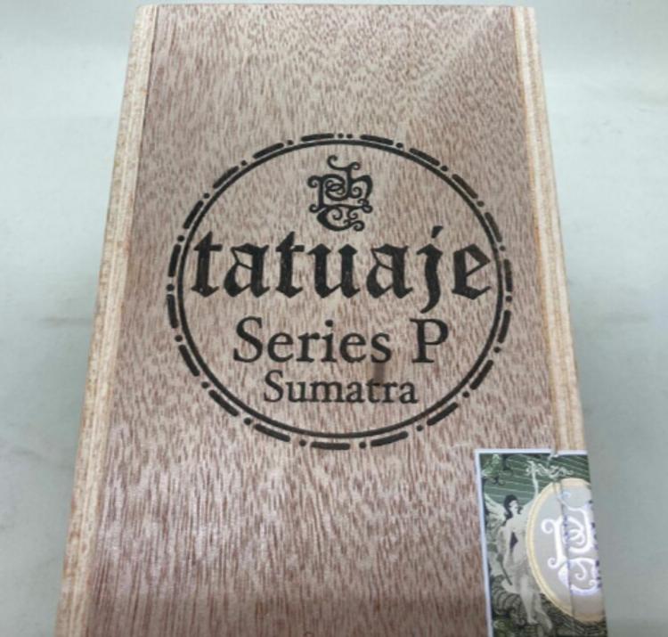 Tatuaje Series P Sumatra Toro