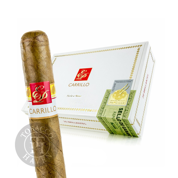E.P. Carrillo - New Wave Connecticut - Brillantes Cigars, 5x50 (20 Count)