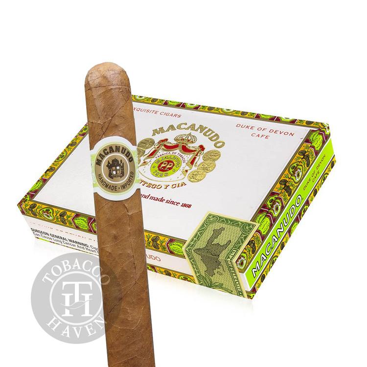 Macanudo - Cafe - Diplomat Cigars, 4 1/2x60 (25 Count)