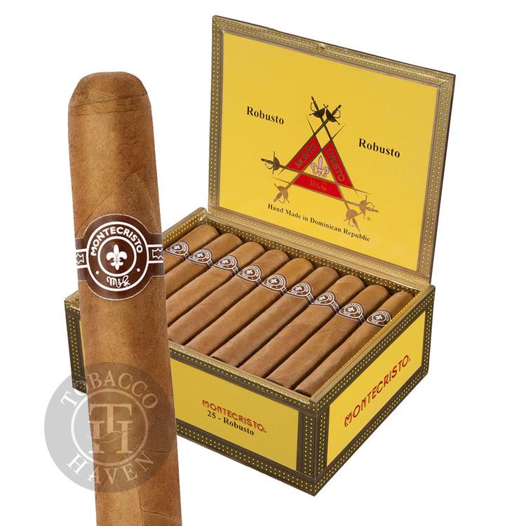 Montecristo - Classic - Toro Cigars, 6x52 (20 Count)
