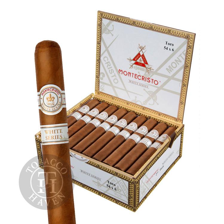 Montecristo - White - Belicoso #2 Cigars, 6 1/8x52 (27 Count)