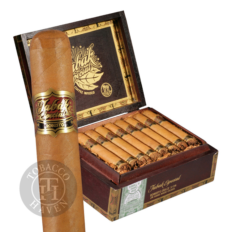 Drew Estate - Tabak Cigars - Dulce Robusto Cigars, 5x54 (24 Count)