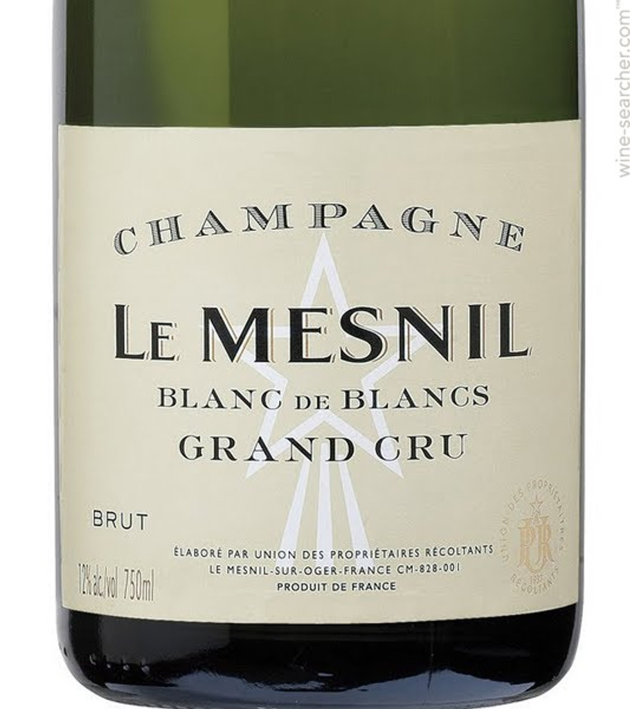 Le Mesnil Blanc De Blanc - Drink Dispatch