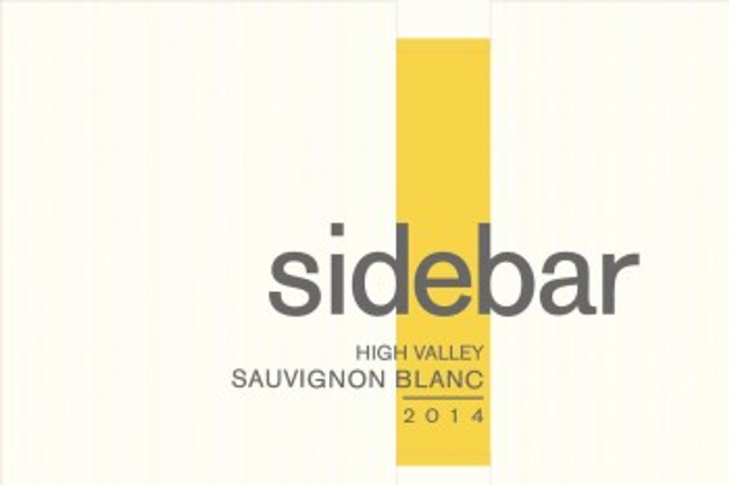 Ramey Sidebar Sauvignon Blanc 2017