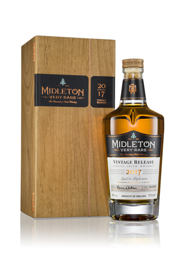 Midleton 'Very Rare' 2017 Vintage Release