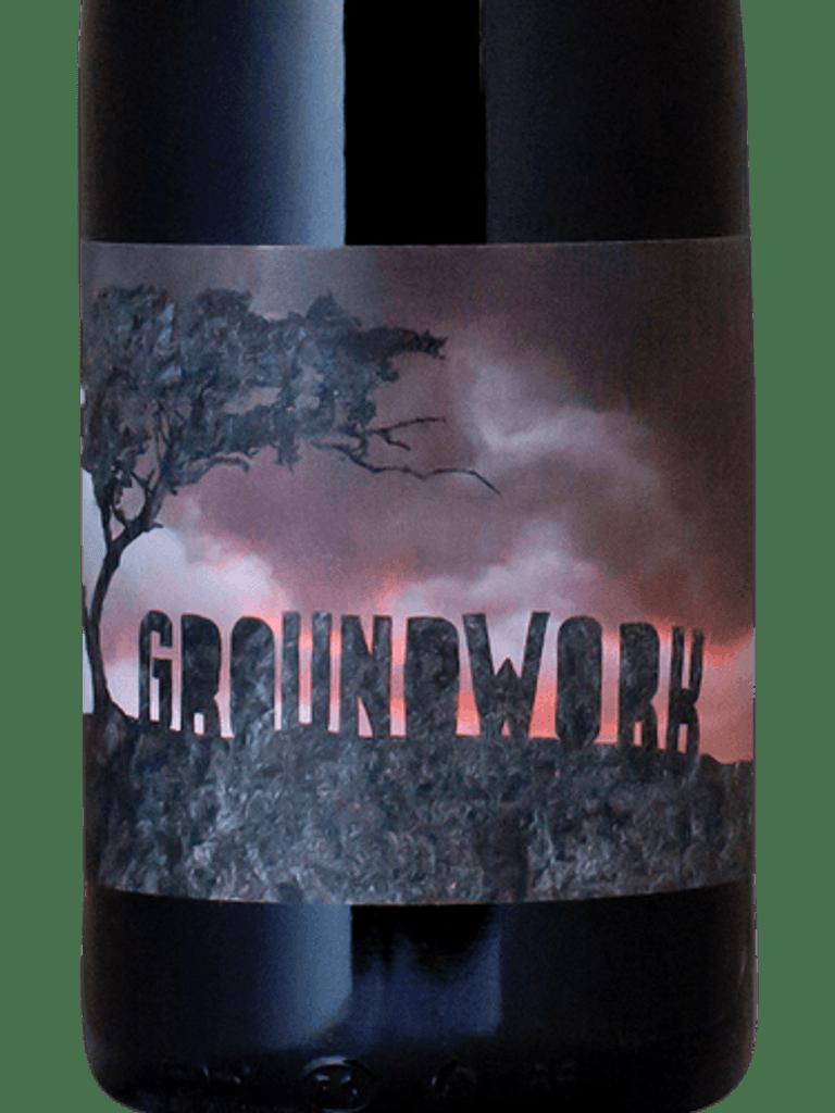 """Sans Liege """"Groundwork"""" Mourvedre 2014"""