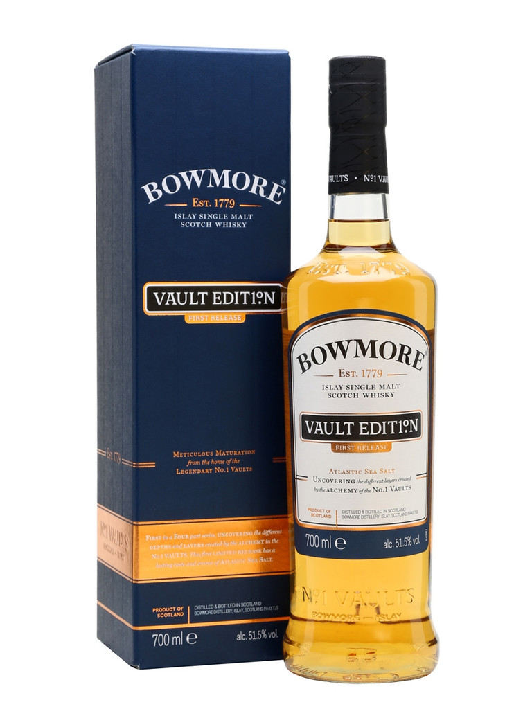 Bowmore Atlantic Vaults Sea Salt