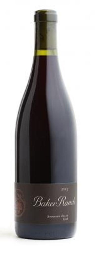 Copain Wines Baker Ranch Syrah 2012