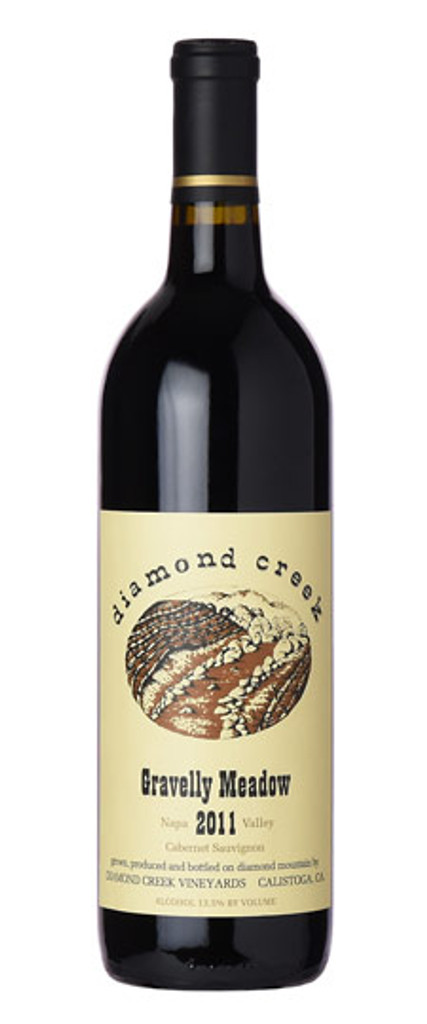 Diamond Creek Gravelly Meadow Cabernet Sauvignon 2017