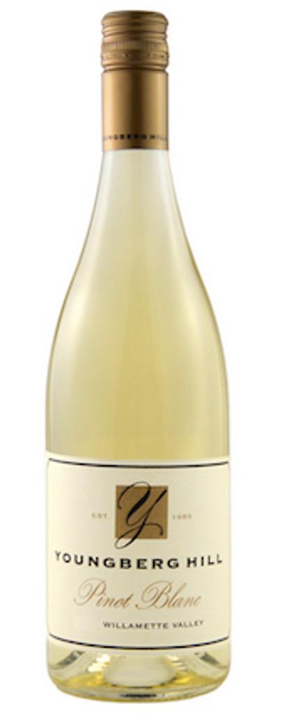 Youngberg Hill  Pinot Blanc 2016