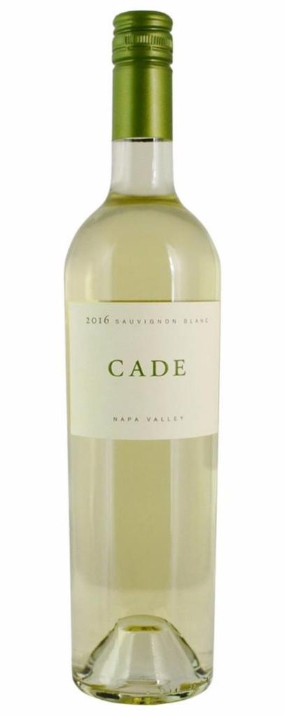 Cade Sauvignon Blanc 2018