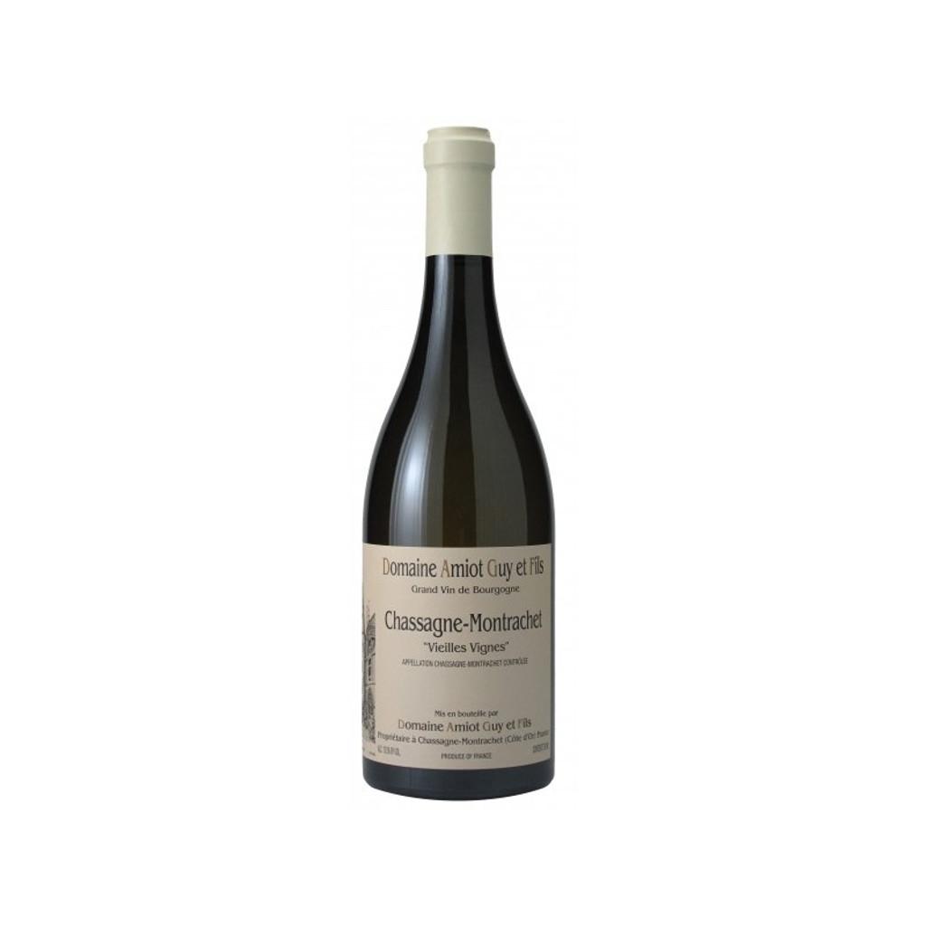 Amiot Chassagne Montrachet Vielles Vignes 2015