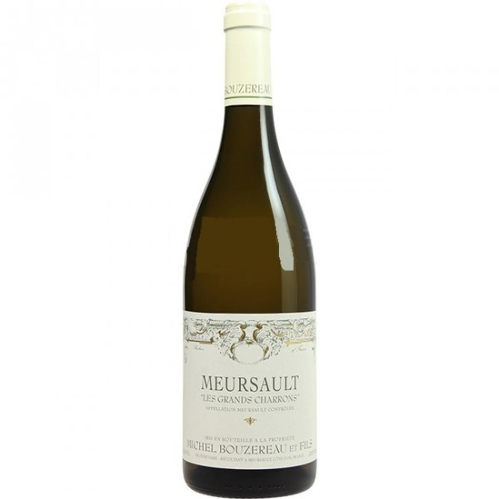Bouzereau Meursault Grand Charrons 2015