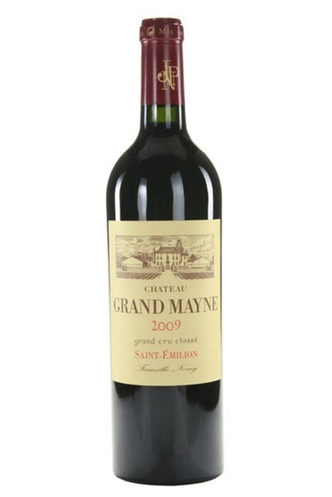 Chateau Grand Mayne 2014