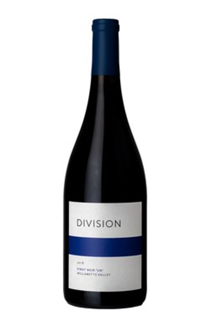 """Division Wine Co. """"Un"""" Pinot Noir 2018"""