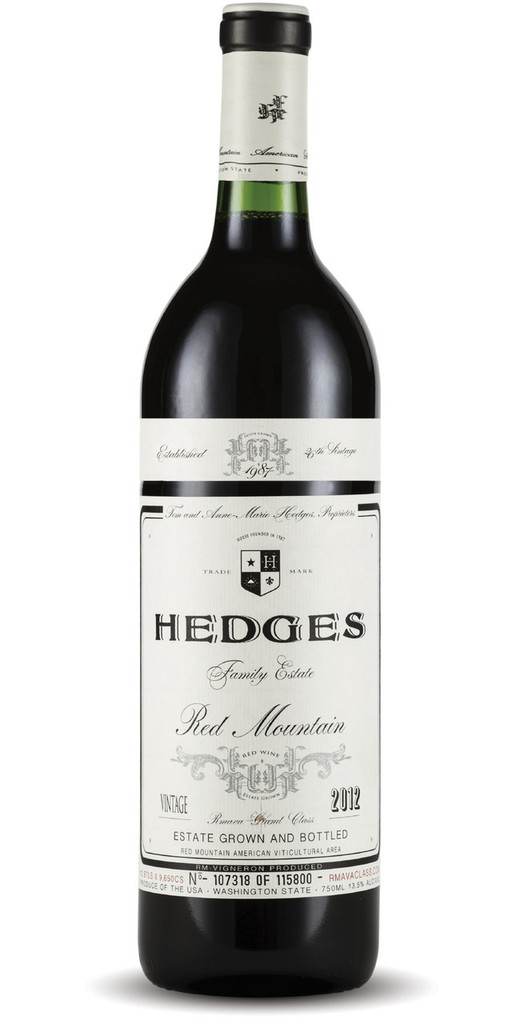 Hedges Red Mountain 2017
