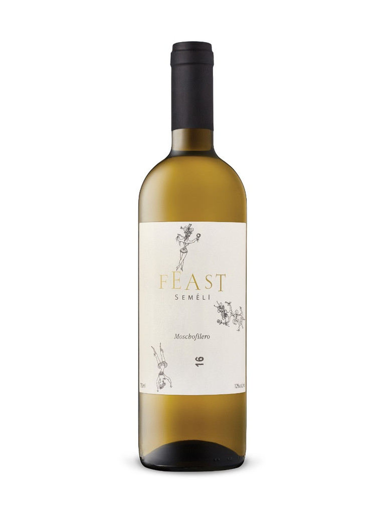Semeli Feast White Moschofilero 2016