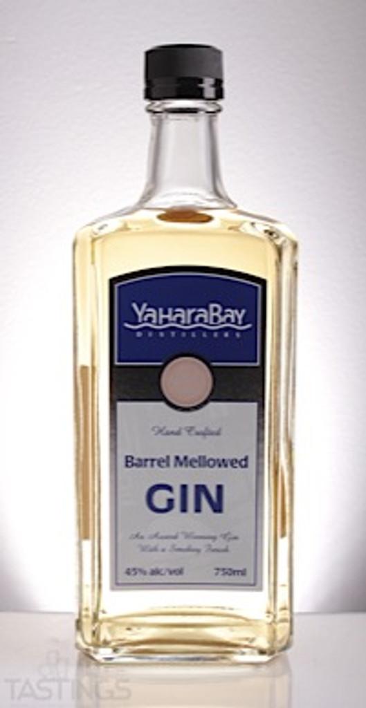 Yahara Bay Barrel Mellowed Gin