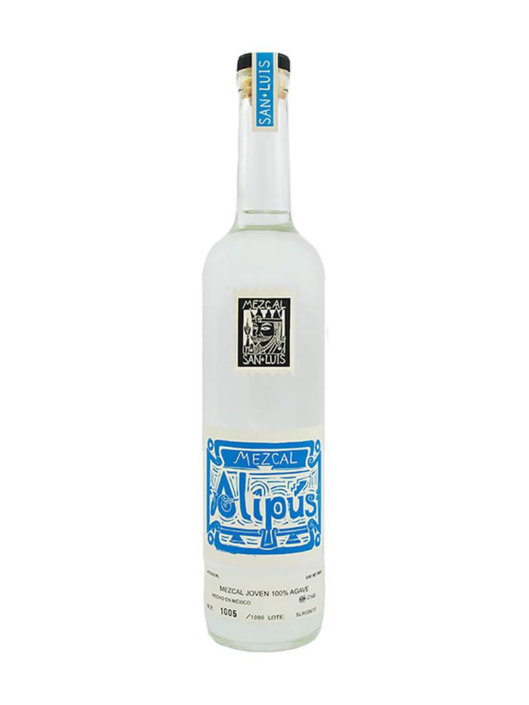 Alipus Mezcal San Luis Del Rio (blue label)