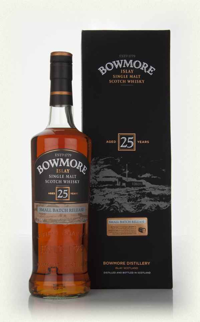 Bowmore, 25 Year Old Single Malt Scotch Whisky