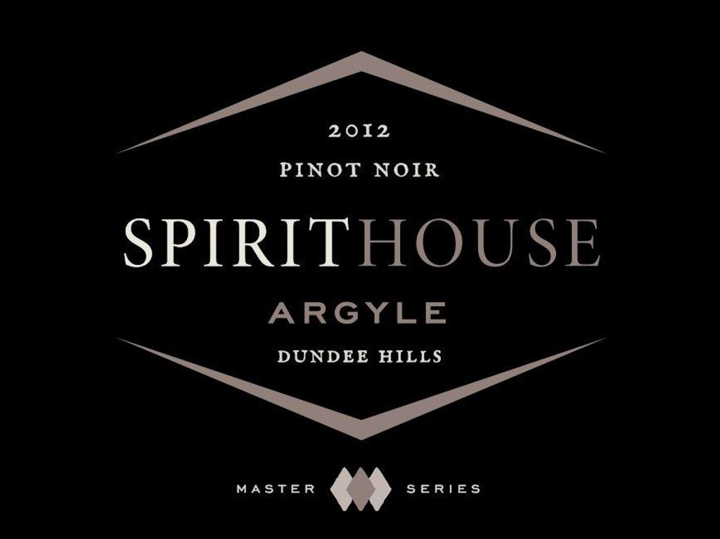 Spirithouse Dundee Hills Pinot Noir 2012