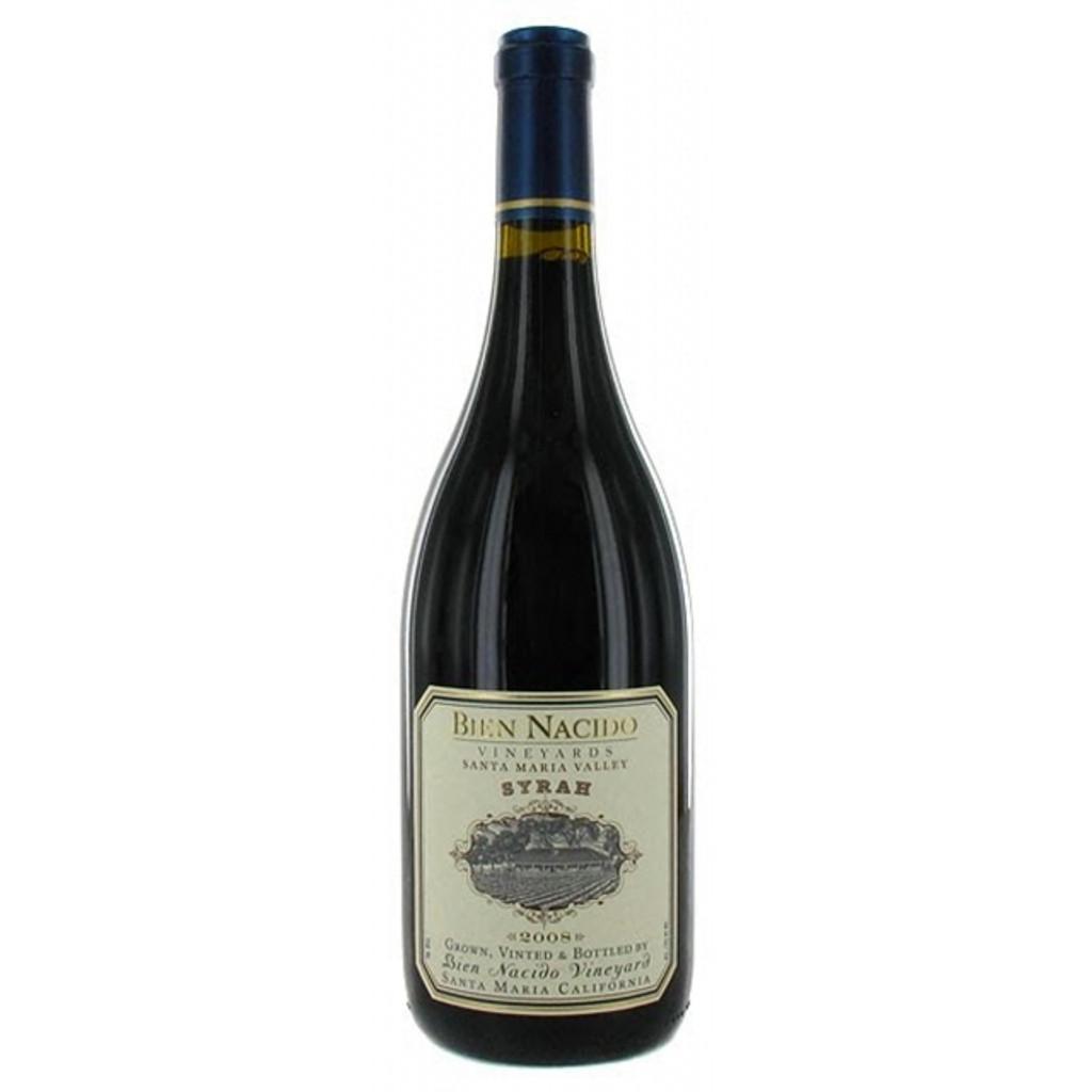 Bien Nacido Vineyards Syrah Estate 2014