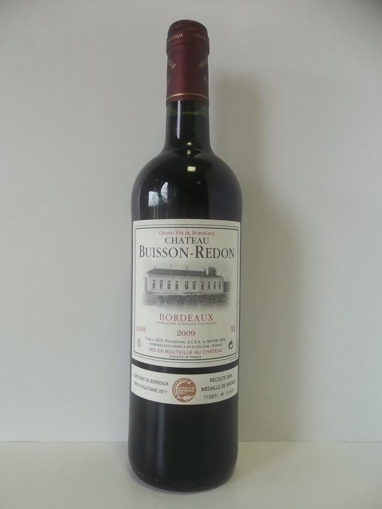 Château Buisson-Redon Bordeaux Rouge 2016