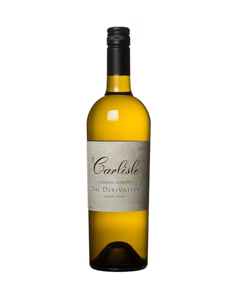 """Carlisle """"The Derivative"""" White Wine 2015"""