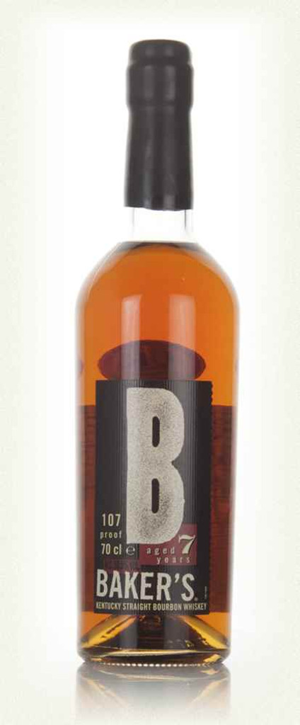 Baker's 7 Year Old Kentucky Straight Bourbon Whiskey 107 Proof
