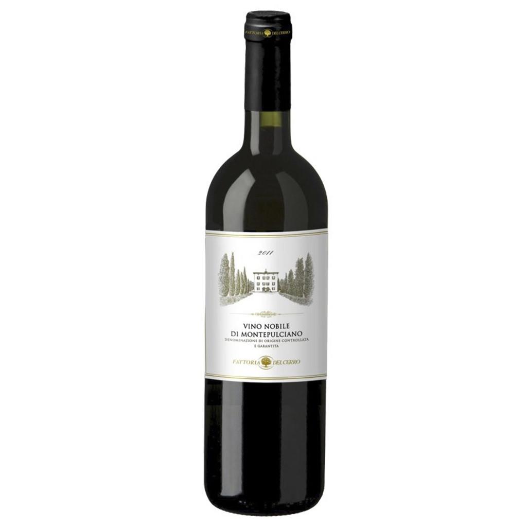 Fattoria Del Cerro Vino Nobile di Montepulicano 2014