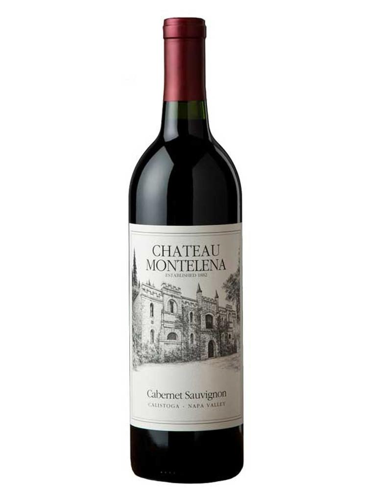 Chateau Montelena Cabernet Sauvignon Napa Valley 2018