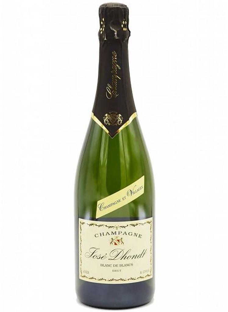 Jose Dhondt Champagne NV Brut Blanc de Blancs