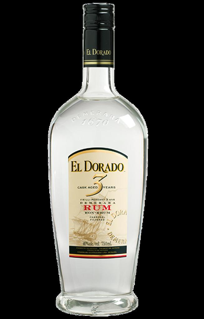El Dorado Cask Aged 3 Year Old Rum