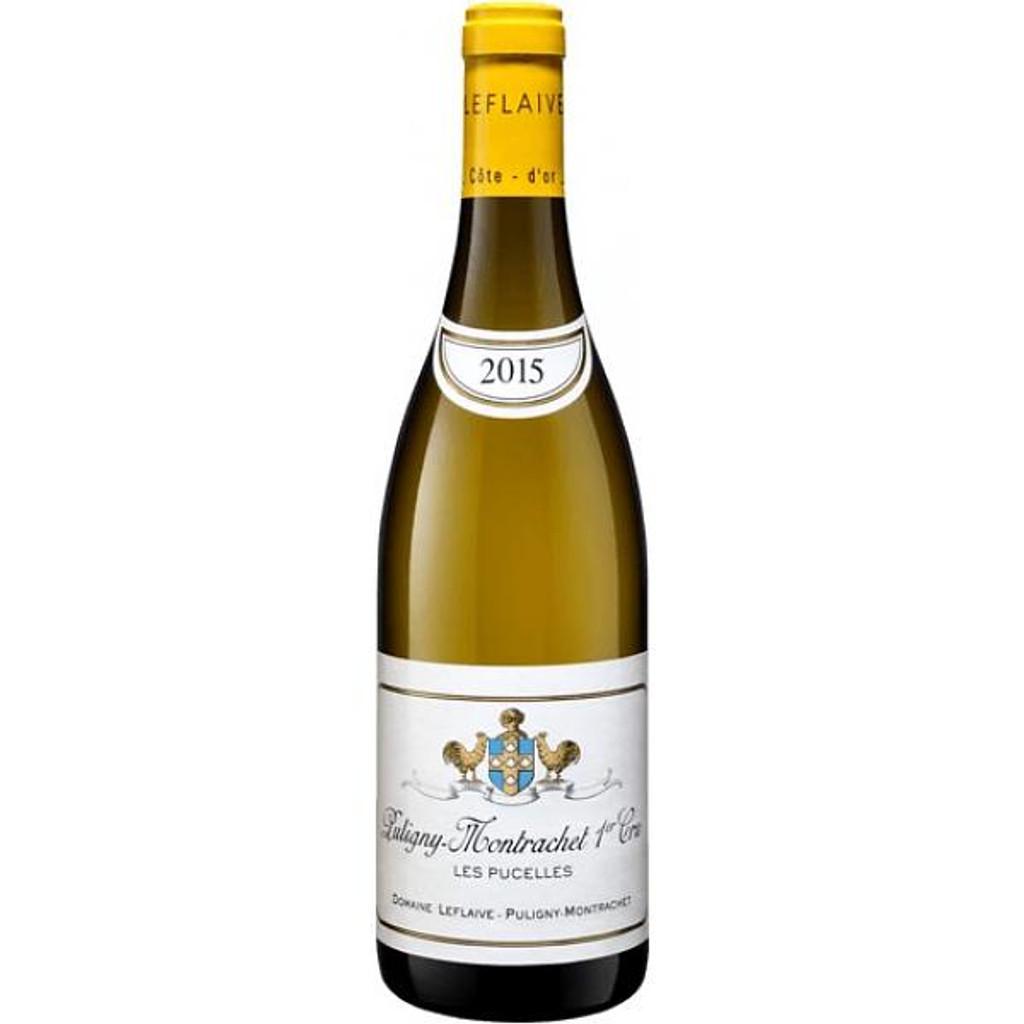 Domaine Leflaive Puligny-Montrachet 1er Cru Les Pucelles 2015