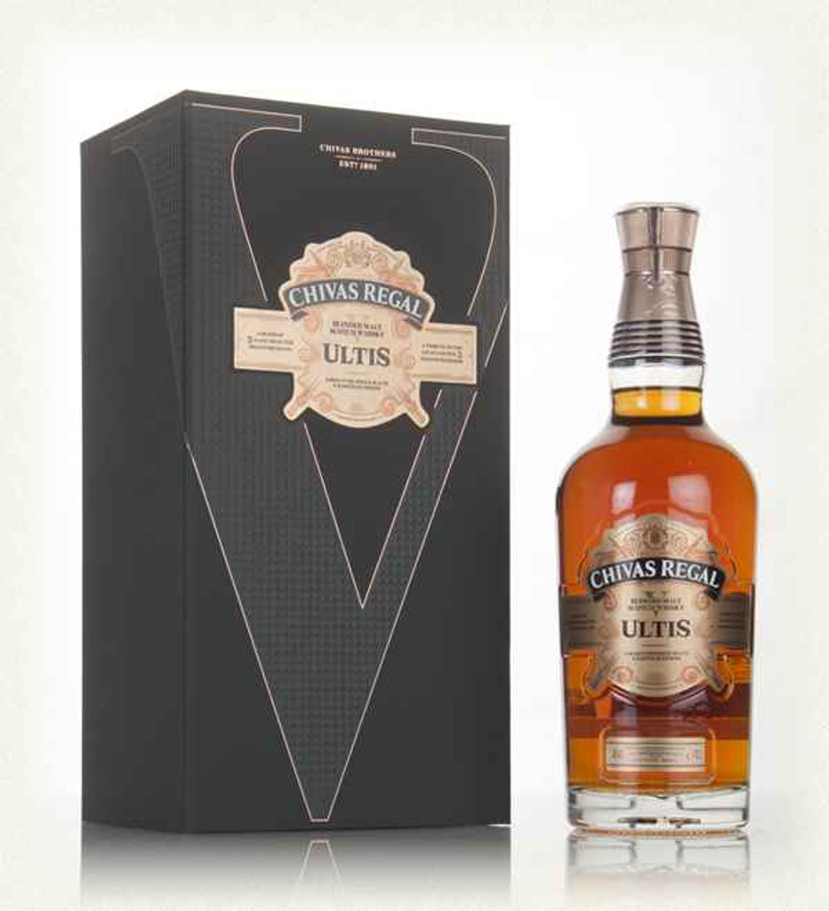 Chivas Regal Ultis Scotch Whisky