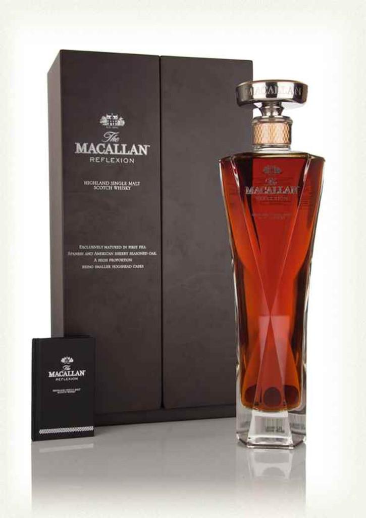 The Macallan Reflexion Single Malt Scotch