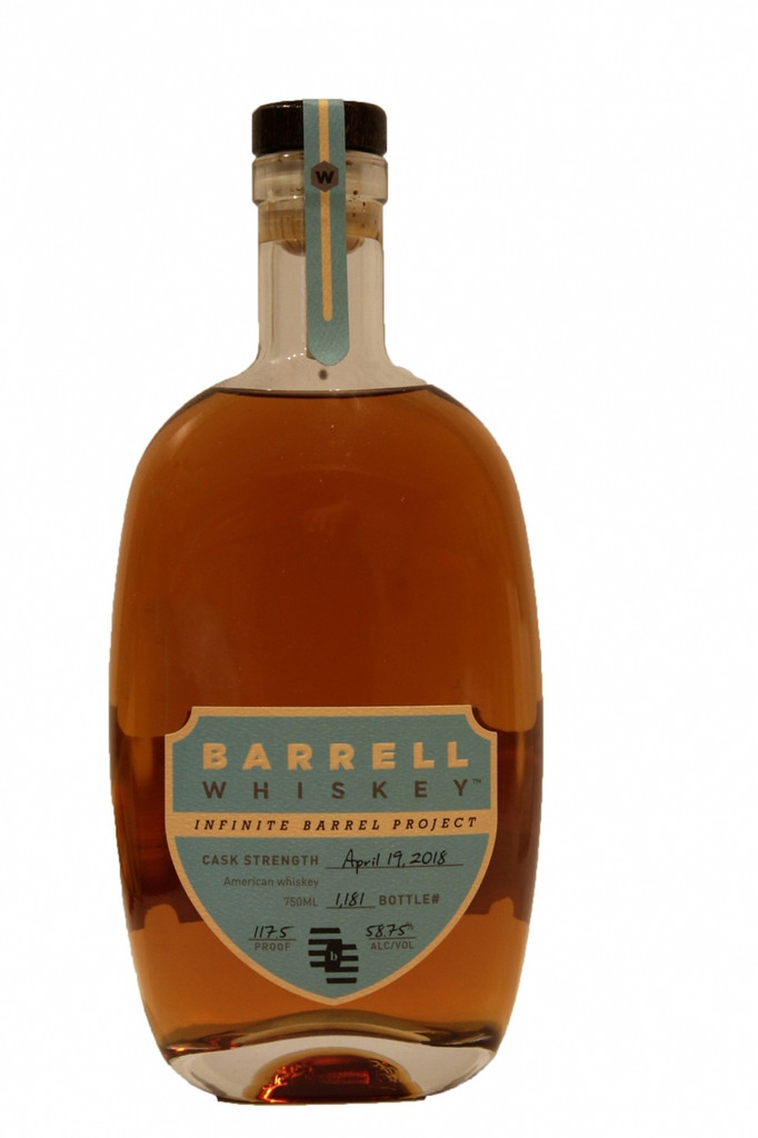 Barrell Craft Spirits Whiskey Infinite Barrel Project