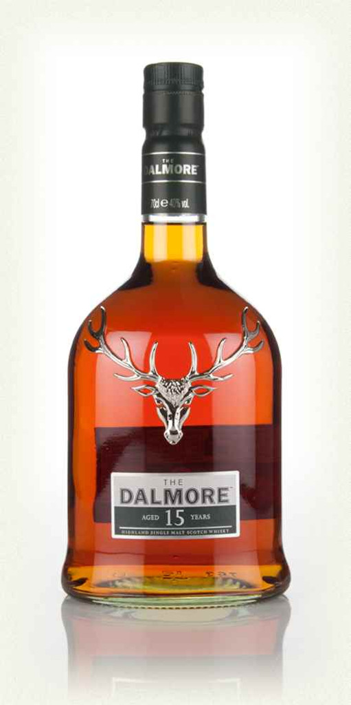 The Dalmore 15 Year Scotch