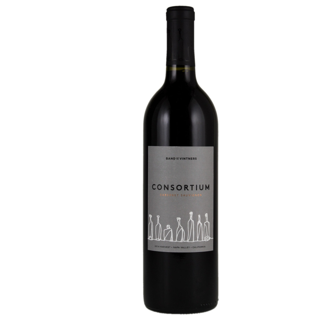 Band of Vintners Cabernet Sauvignon Consortium 2017