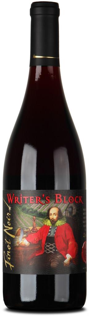 Writer's Block Petite Sirah 2016