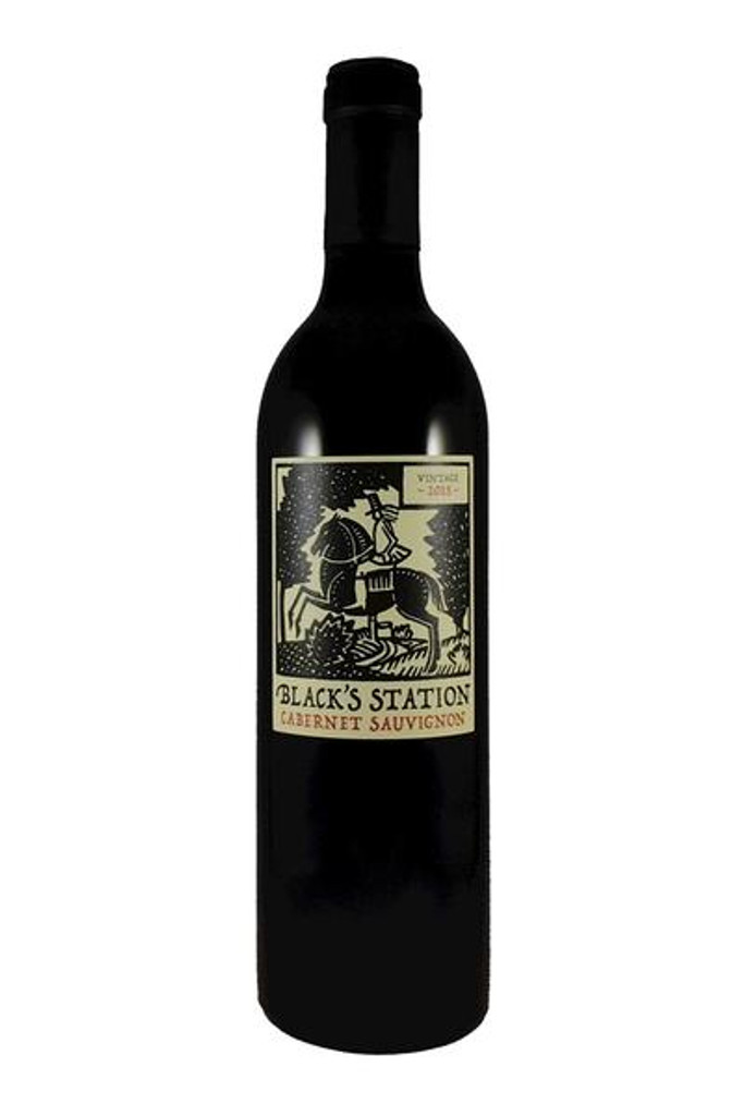 Black's Station Red Blend 2017