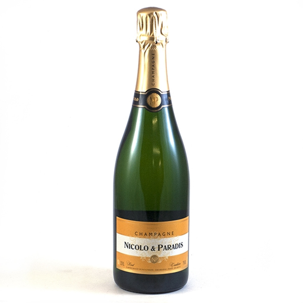 Champagne Nicolo & Paradis Brut NV