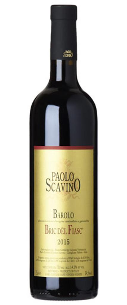 Paolo Scavino Barolo 'Bric Del Fiasc' 2015