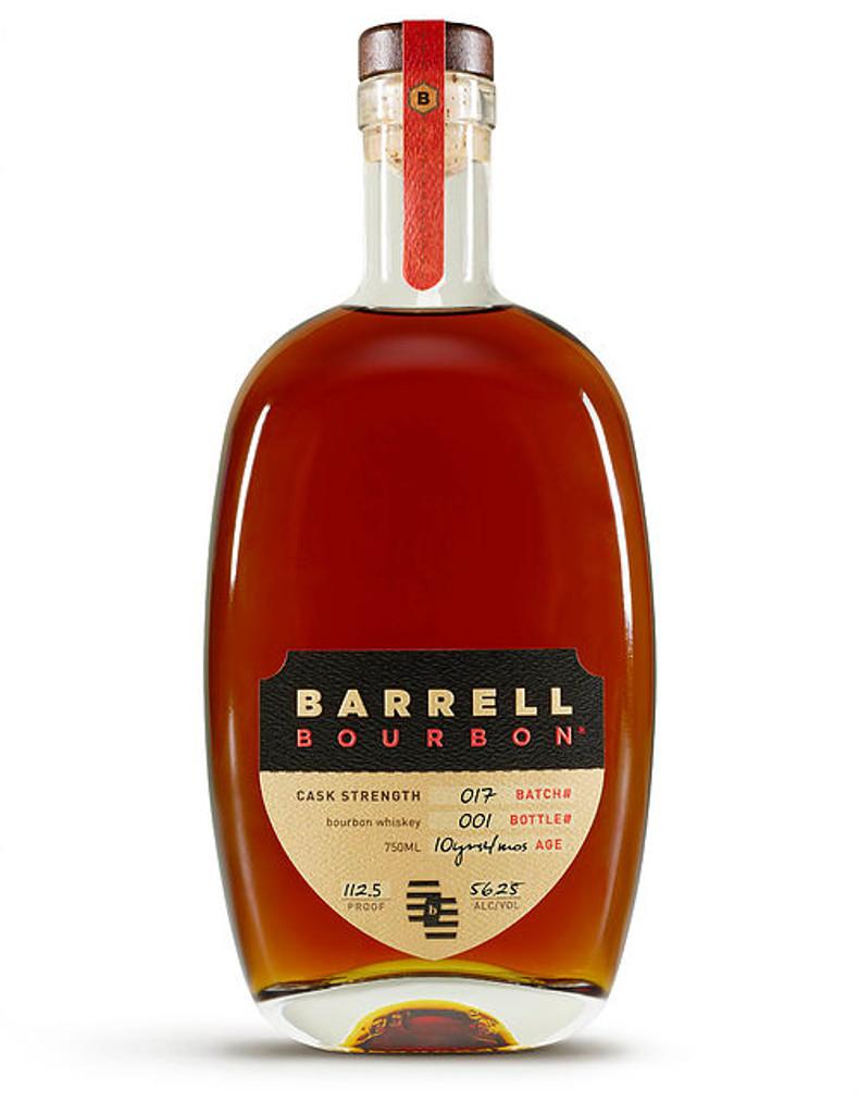 Barrell Craft Spirits 10 Year Old Cask Strength Bourbon Whiskey Batch# 20